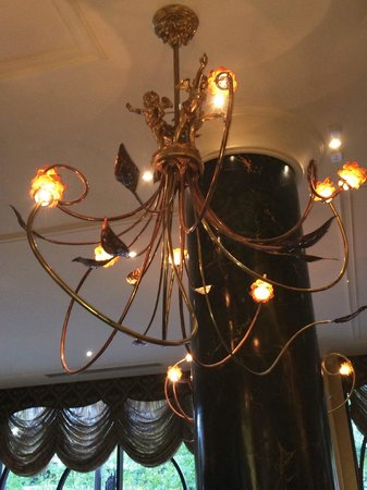 The Playford - MGallery by Sofitel: Lounge area, decorated in Art Nouveau style