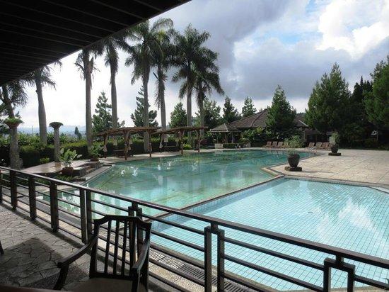 Puteri Gunung Hotel: Pool