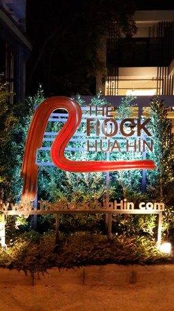 The Rock Hua Hin Resort: Entrance