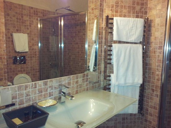 Mabelle Firenze Residenza Gambrinus: Bagno camera 1