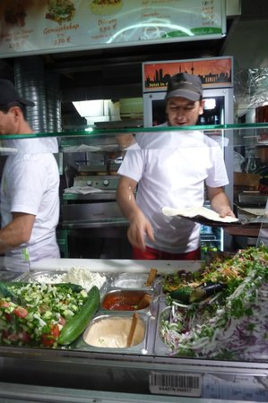 Mustafa's Gemüse Kebab: Mustafa's Gemüse Kebap