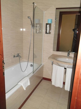 Hotel Capannelle: Bagno