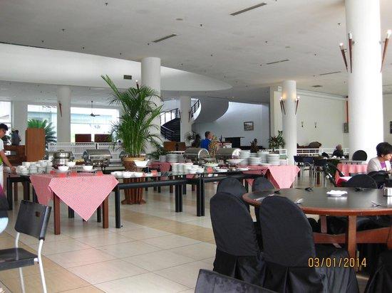 Hotel Helang Langkawi: Restaurant