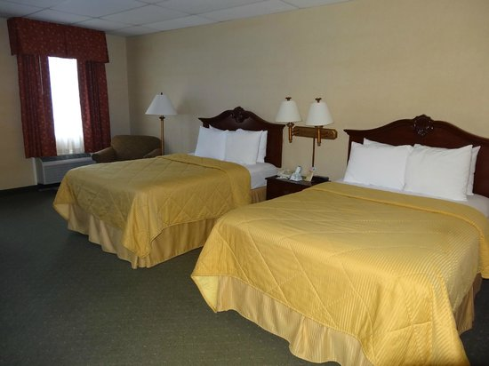 Comfort Inn Ballston: Chambre