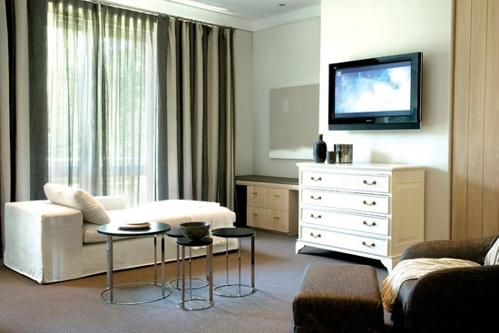 AtholPlace Hotel & Villa : Superior Suite 2 - lounge