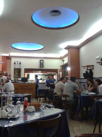 La Utielana : l'interno del ristorante