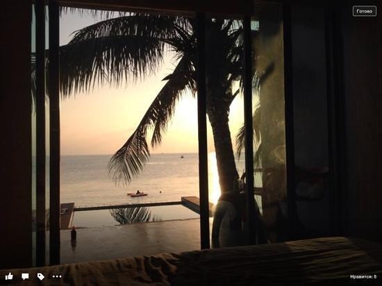 C Villas: sea view