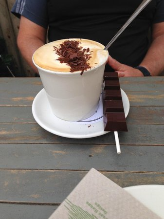 Bennetts Cafe: Mochachino