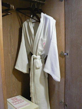Le Siam Hôtel: халаты