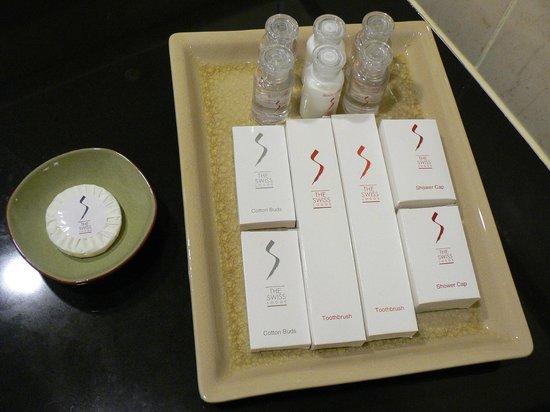 Le Siam Hôtel: туалетные принадлежности