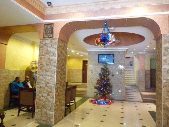 Al Qidra Hotel : Hall