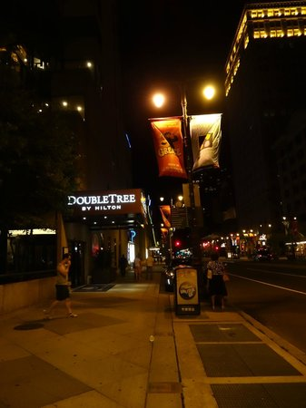 Doubletree by Hilton Philadelphia Center City : Hotel