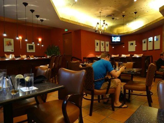 Doubletree by Hilton Philadelphia Center City: Restaurant