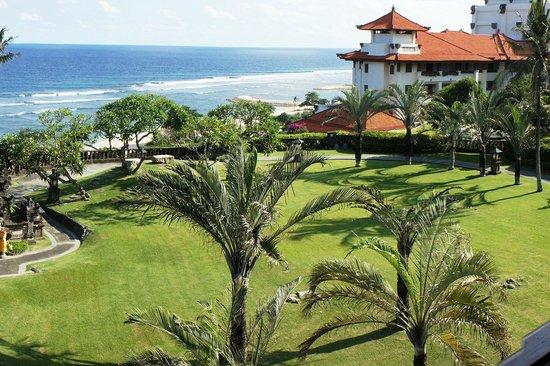 Hilton Bali Resort : Grrat view from my room