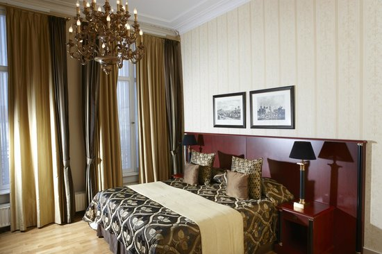 Grand Hotel and Residence De Draak: Suite