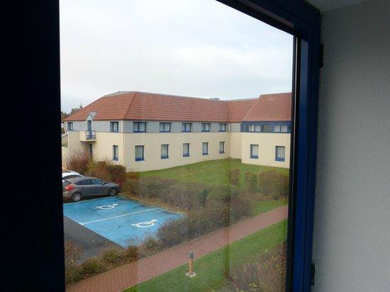 Riva Bella Hotel : uitzicht slaapkaer