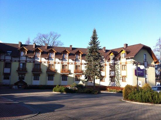 Hotel Wisła Premium: Отель Patria