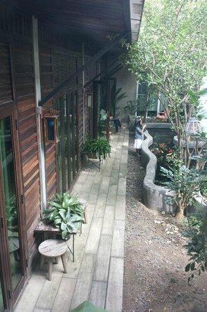 Qi 68 : Nice garden
