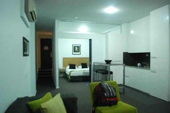 Mantra 100 Exhibition: My big room1