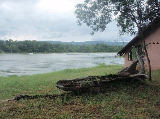 Gache Gache Lodge: View