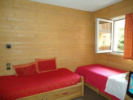 Residence Villa Eureca : chambre