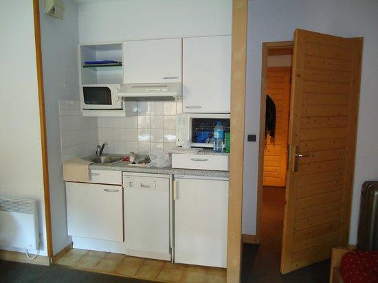 Residence Villa Eureca : cuisine