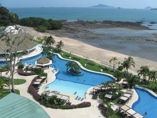 The Westin Playa Bonita Panama: marea baja