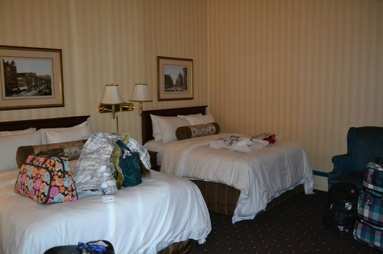 Hotel Whitcomb: Level 2 Room