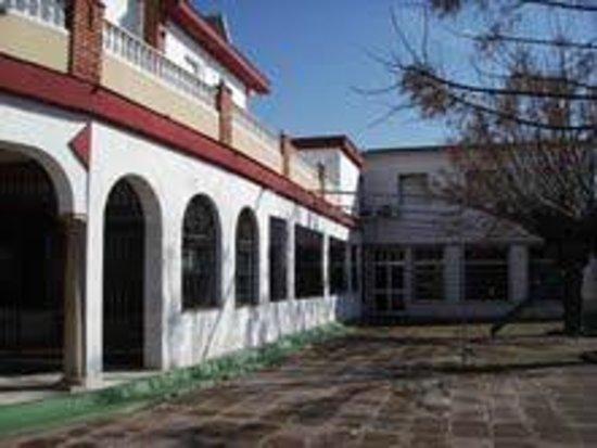 Hotel La Lancha: Exteriores