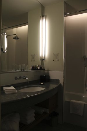 Aria Hotel Prague by Library Hotel Collection: Salle de bain
