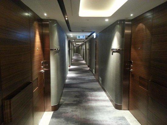 Royal Plaza Hotel : The corridor of 17th floor