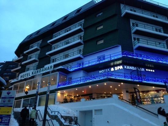 Hotel kandahar fotograf a de hotel kandahar pas de la - Hotel kandahar pas de la case ...