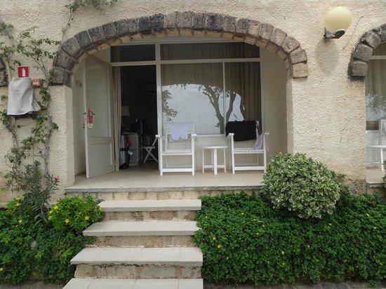 Hotel Morabeza: Eingang