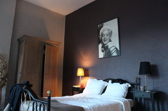 Hollywood - Logies : Marilyn's bed