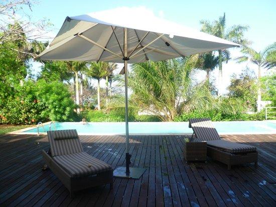 Melia Zanzibar : Der eigene Pool in der Villa