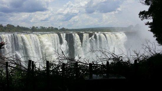 Mosi-oa-Tunya / Victoria Falls National Park: Main Falls