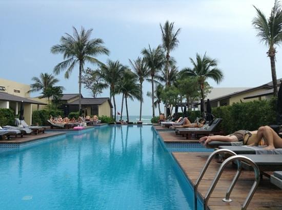 Baan Talay Resort: pool