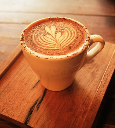 Ristr8to Coffee : Cappuccino