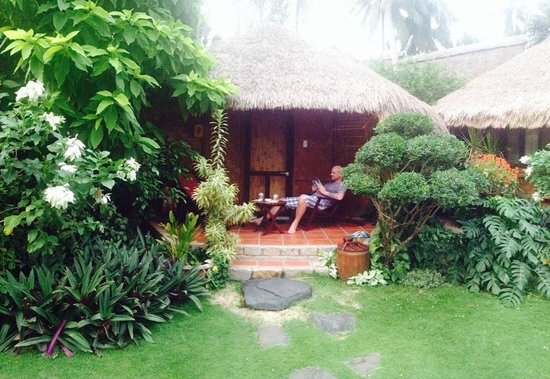 Bamboo Village Beach Resort & Spa: Unsere Bungalow (Nr. 203)