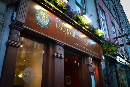 The Royal Mcgregor: Welcome