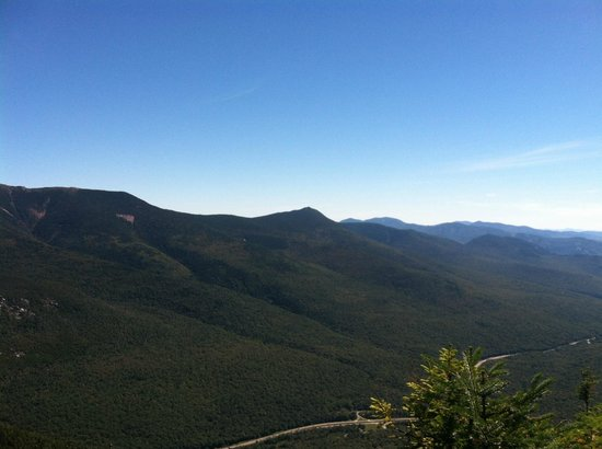Franconia, Nueva Hampshire: View from the top
