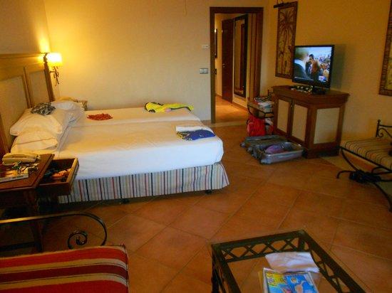 Sheraton Fuerteventura Beach, Golf & Spa Resort : Rummet, 457