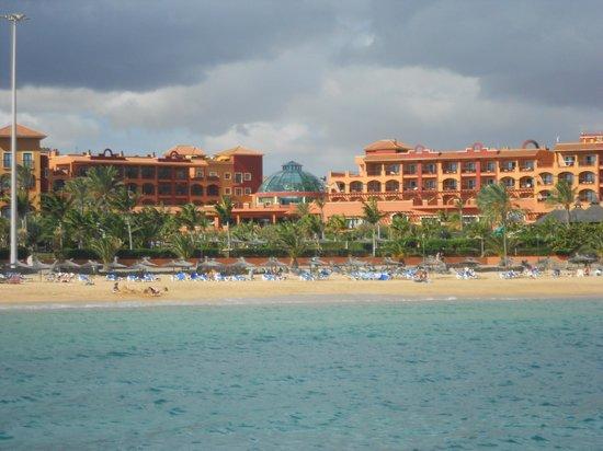 Sheraton Fuerteventura Beach, Golf & Spa Resort : Hotellet