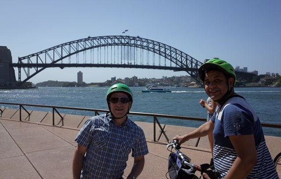 Bike Buffs - Sydney Bicycle Tours: Super Fun Day - lots of smiles!