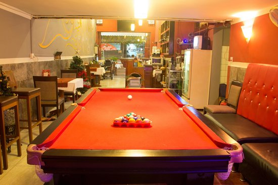 Royal Guest House : Pool Table