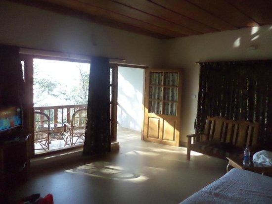 Bracknell Forest: my room