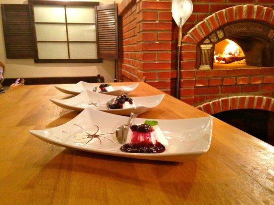 Cucina Casa Elfi: Pana cotta