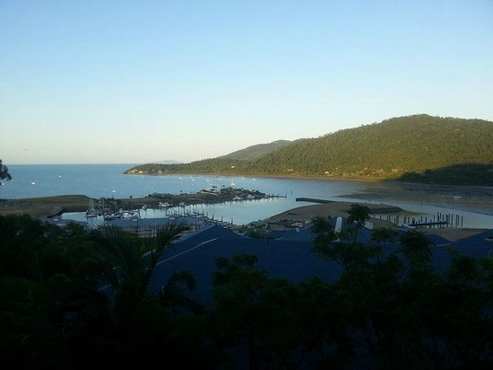 Peppers Airlie Beach: View from 324