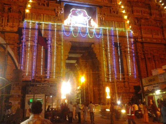 Sri Ranganathaswamy Temple: South Gate-MURALITHARAN photo