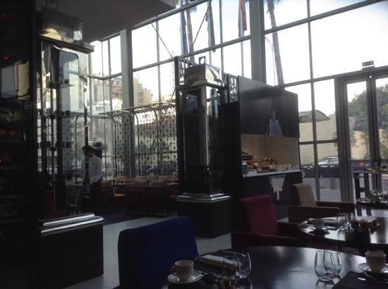 Sofitel Casablanca Tour Blanche: breakfast